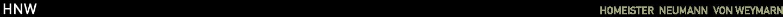 HNW Landschaftsarchitektur Logo
