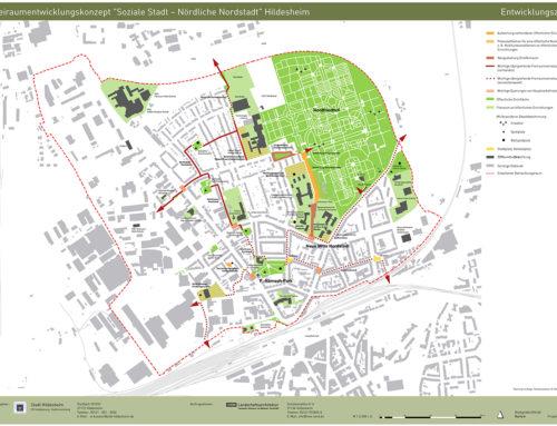 Freiraumentwicklungs-Konzept Nördliche Nordstadt Hildesheim
